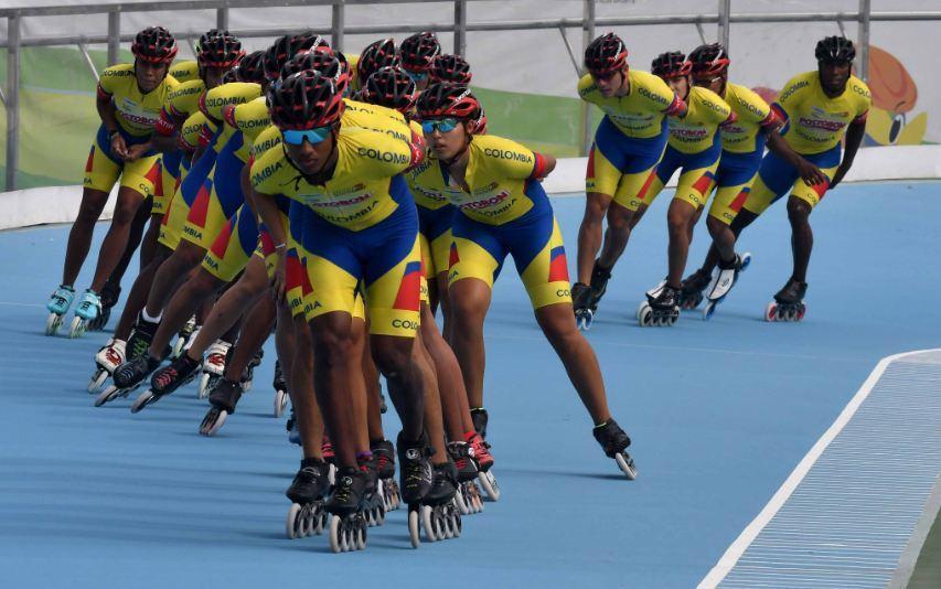 Foto: Federación Colombiana de Patinaje