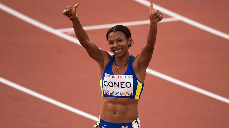 Foto tomada de: Comité Olímpico Colombiano