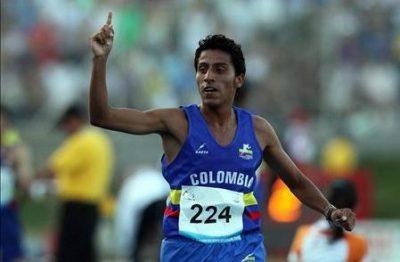 Foto: Confederación Sudamericana de Atletismo